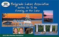 2013 BLA Members Reception at Camp Runoia
